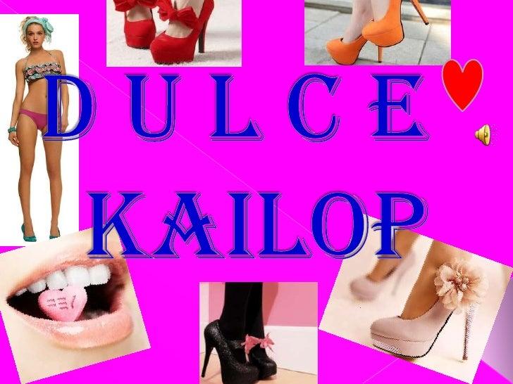 Dulce kailop ♥ es una tienda online que importa ropa/accesorios/otros de Asia. Nos especializamos en lencería y disfraces ...