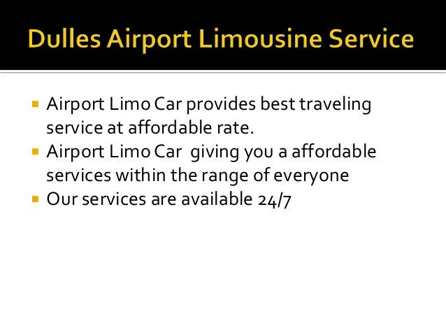  Airport Limo Car provides best traveling service at affordable rate.  Airport Limo Car giving you a affordable services...