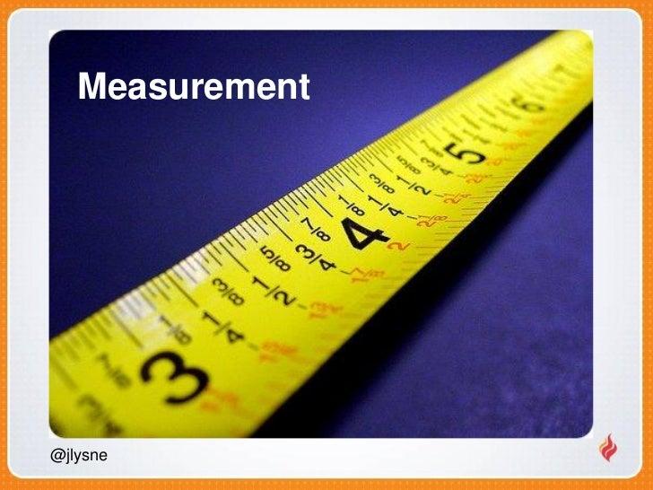 Measurement@jlysne