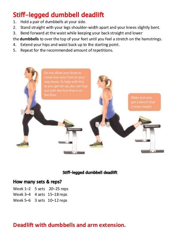 Dumbbell exercises for strong women fitnessmotivationtv-com