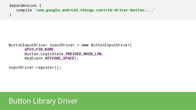 Zviad Kardava - Google Developer Expert: IoT +ZviadKardava @ZviadKardava fb.com/Zv1ad