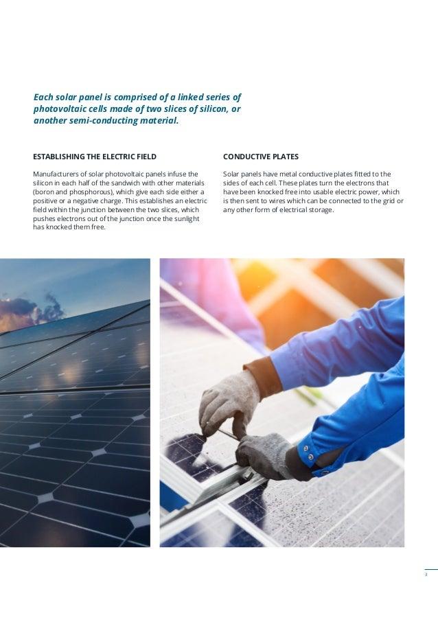 How Photovoltaic Solar Panels Work Slide 3