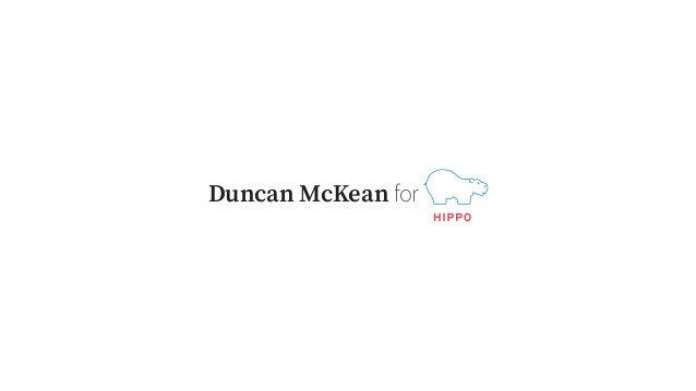 Duncan McKean for