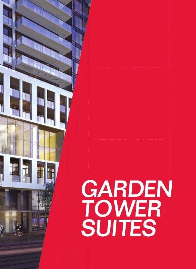 GARDEN TOWER SUITES
