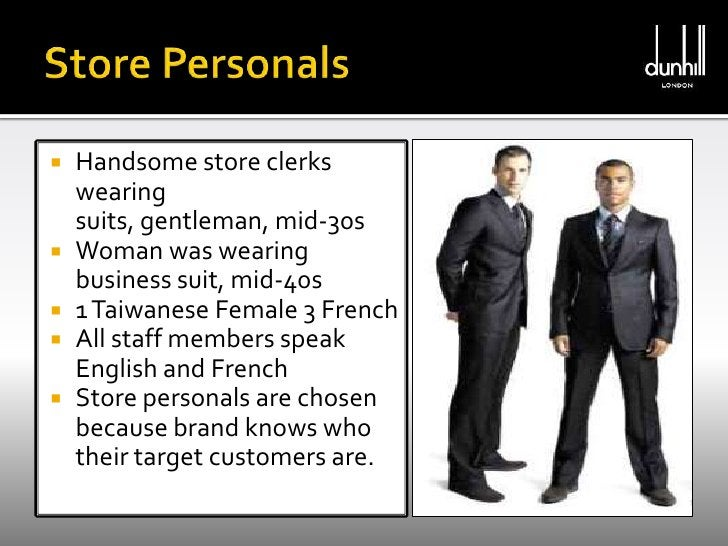 Store Personals <br />Handsome store clerks wearing suits, gentleman, mid-30s <br />Woman was wearing business suit, mid-4...