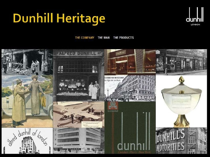 Dunhill Heritage <br />