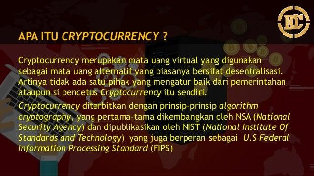 Apa itu Cryptocurrency? Cryptocurrency untuk Pemula