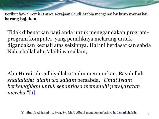 Dunia open source  & kecocokan dengan islam Slide 3