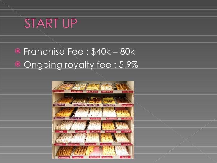 Dunkin' Donuts - Franchise SlideShow
