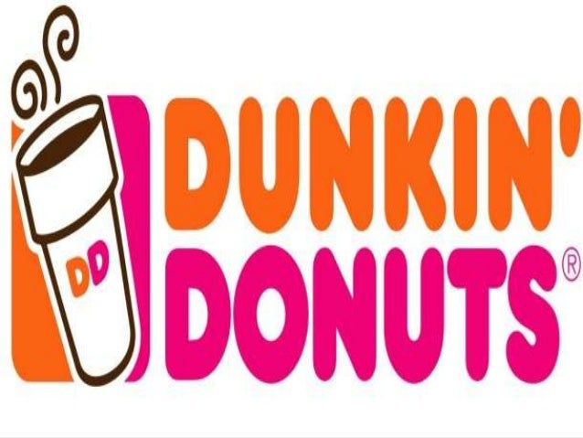 Vision and mission of dunkin donut