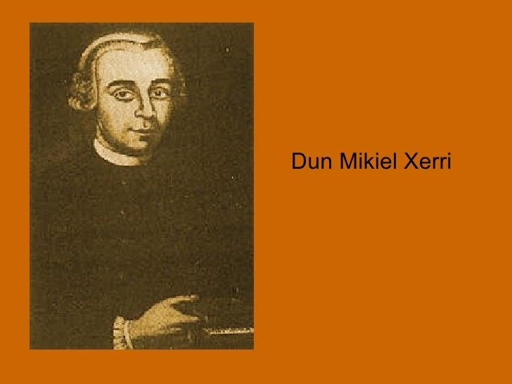 Dun Mikiel Xerri