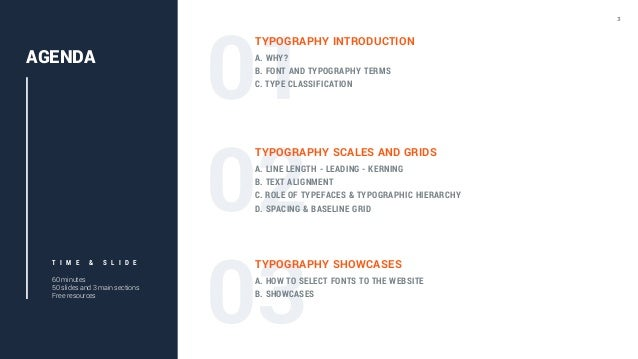 W H Y T Y P O G R A P H Y 95 % of design is Text. A great designer is good at Typography Text is the main part of media. e...