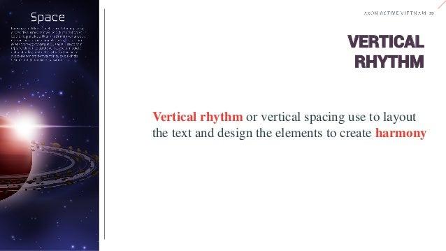 VERTICAL RHYTHM 2C