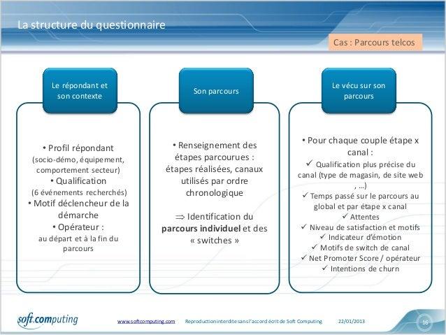 Du parcours client à l'optimisation de l'expérience client