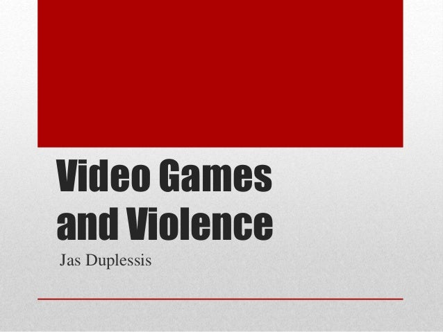 do violent video games cause aggression Do you know an adolescent that spends a lot of time playing violent video games this lesson weighs the evidence for and against the argument that violent video games cause behavioral problems.
