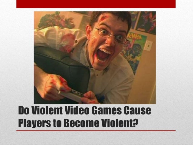 do video games promote violence Hey, guys i just finished my personal argumentative essay about how violent video games do not increase aggression in adolescents please tell me what you think, whether it is about the way my .