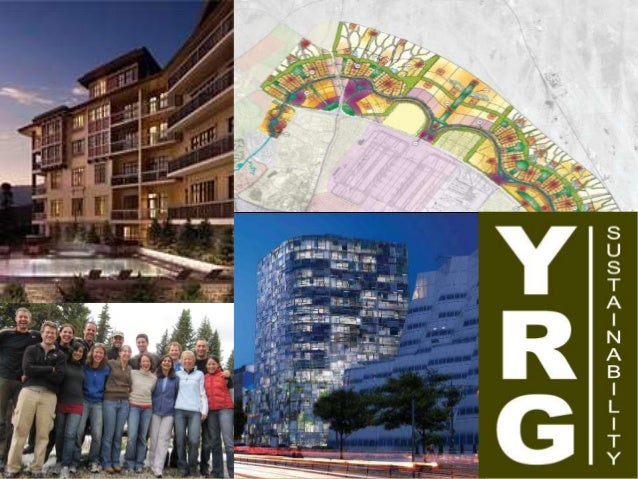 Design & Construction Communities Business & Operations LEED Certification Coordination Marketing and Media Trainings and ...