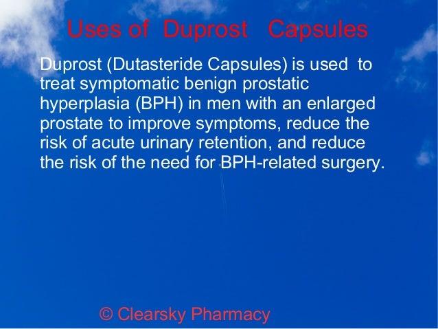 Duprost 0,5 mg xanthan gum
