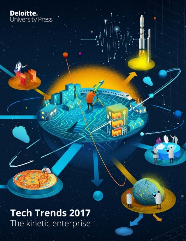 COVER AND CHAPTER ARTWORK BY SHOTOPOP Deloitte Consulting LLP's Technology Consulting practice is dedicated to helping our...