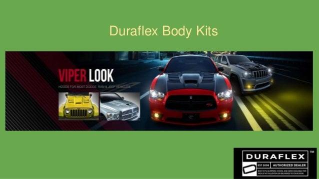 Extreme Duraflex Body Kits