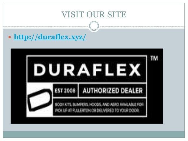 Duraflex Bumper