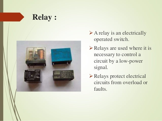 Project on home automation using mobile