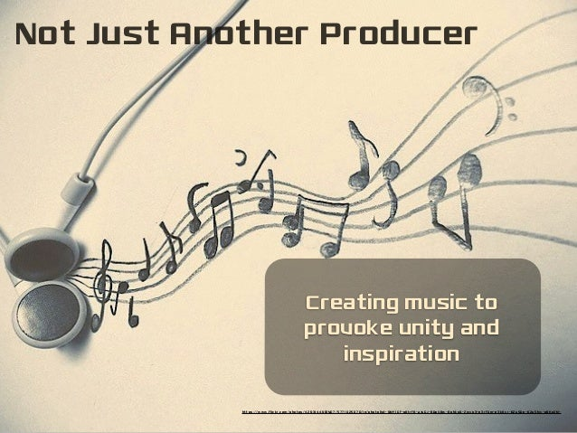 Creating music to provoke unity and inspiration Not Just Another Producer https://www.flickr.com/photos/42931449@N07/57710...
