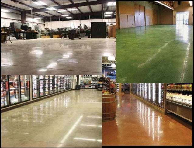 Durapro Polish Concrete Flooring