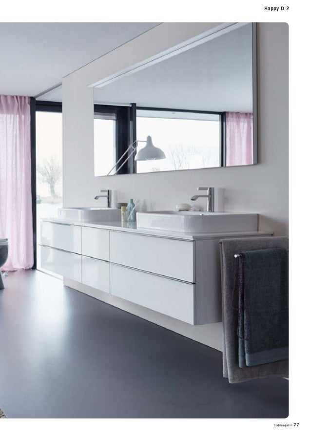 duravit badmagazin 2014. Black Bedroom Furniture Sets. Home Design Ideas