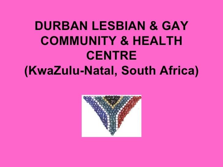 DURBAN LESBIAN & GAY COMMUNITY & HEALTH CENTRE (KwaZulu-Natal, South Africa)
