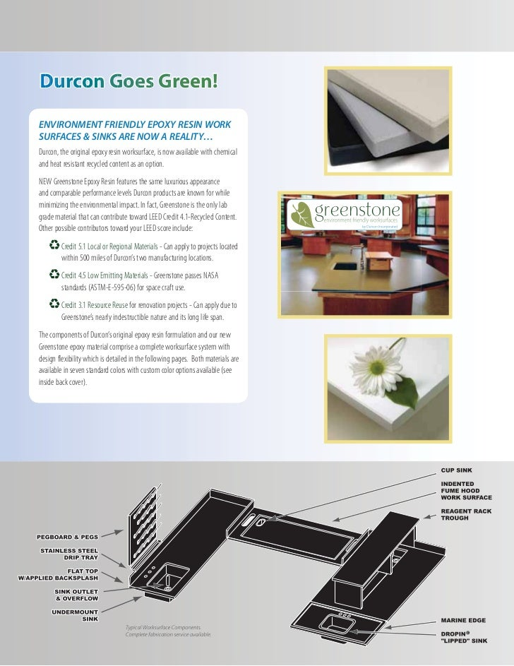 Exceptionnel Durcon Goes Green!