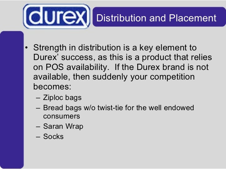 durex swot Durex featherlite market analysis  swot analysis, and human resource management  diversify the target market of durex to include women that purchase or use .