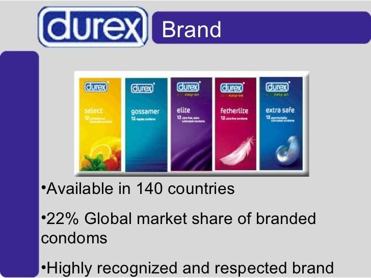 Durex condom size