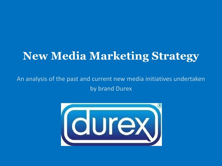 marketing strategy of durex in india Abstract the paper is about the analysis of marketing strategy followed by the  condom brand – durex an analysis of competitors in the market, how durex has.