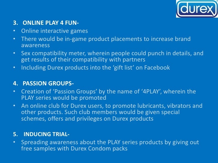 durex free samples