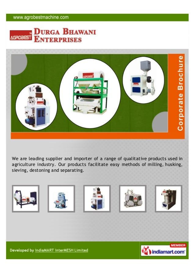 We are leading supplier and importer of a range of qualitative products used inagriculture industry. Our products facilita...