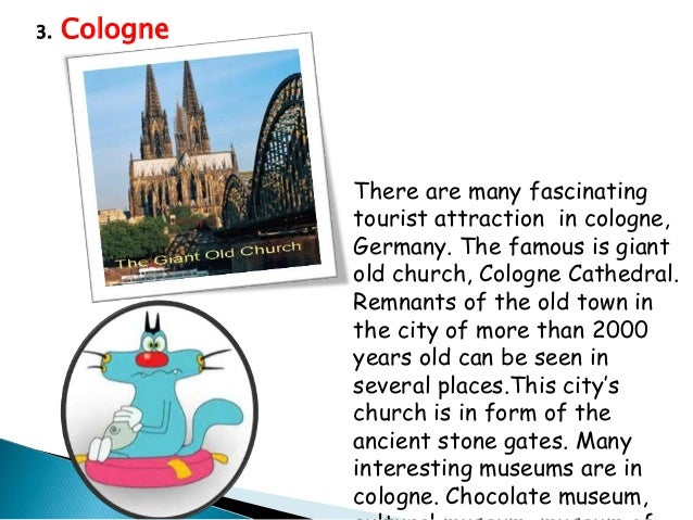 Famous Buildings In Germany