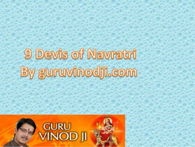 Devi Shailputri is Worshiped on First Day of Navratri