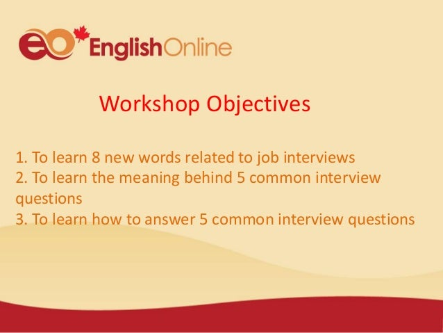 during the interview interview questions part 2 - Answering Job Interview Questions Part 2