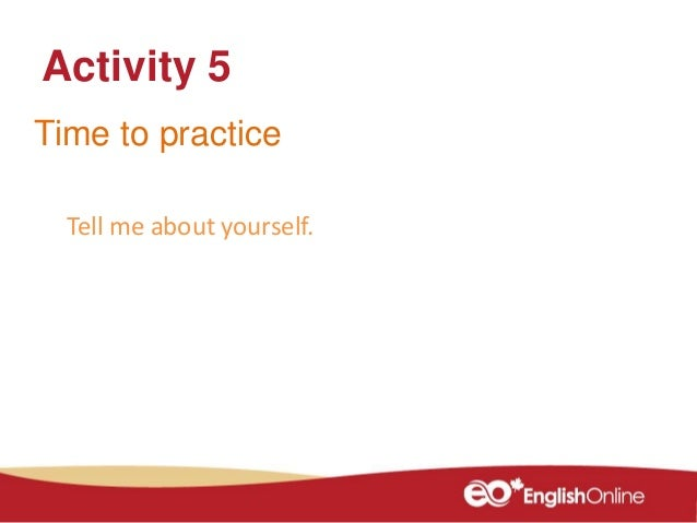 introduce yourself in english in interview pdf