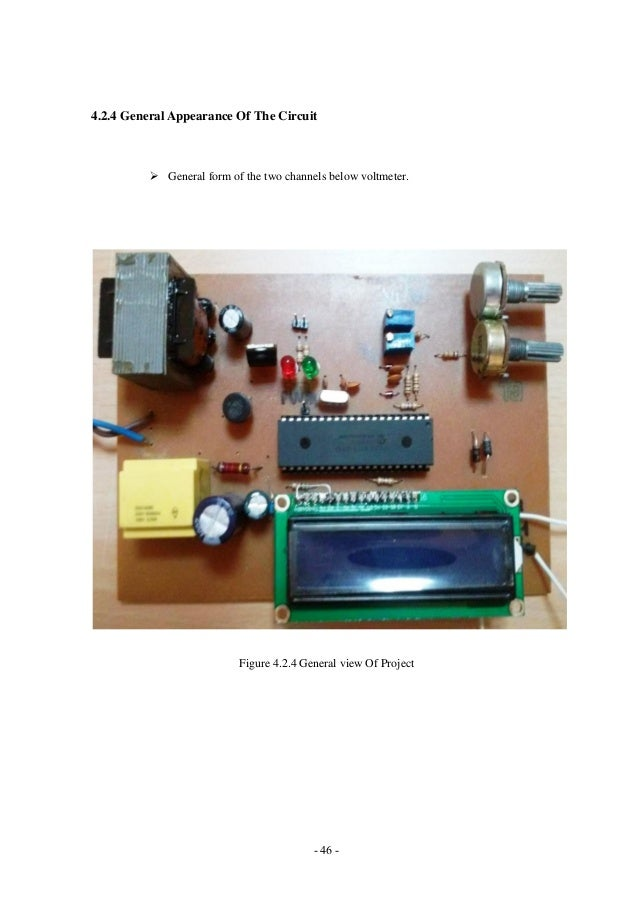 Power Factor Measurement Using Pic16f877a Microcontroller