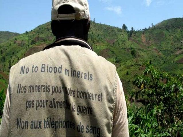 Du sang dans nos portables