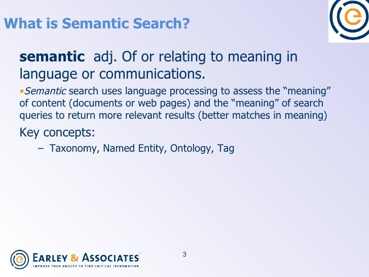Implementing Semantic Search Slide 3