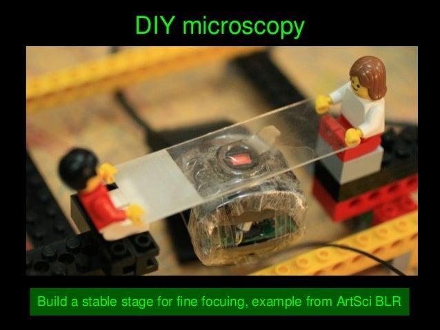 DIYmicroscopy Buildastablestageforfinefocuing,examplefromArtSciBLR