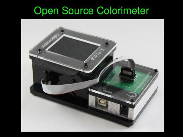 OpenSourceColorimeter