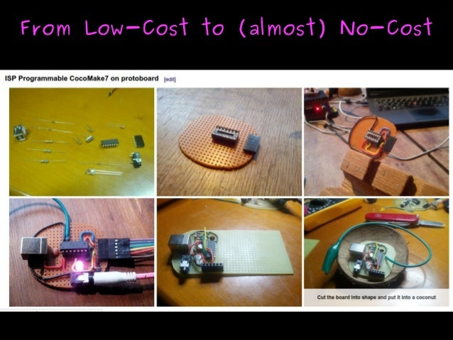 From Low-Cost to (almost) No-CostFrom Low-Cost to (almost) No-Cost