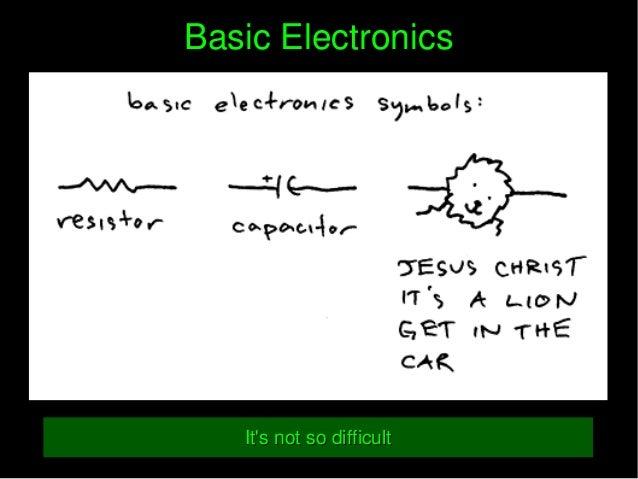 BioElectronixforArtistsandGeeksBioElectronixforArtistsandGeeks Part1:ElectronicCircuitsandComponentsPart1:E...