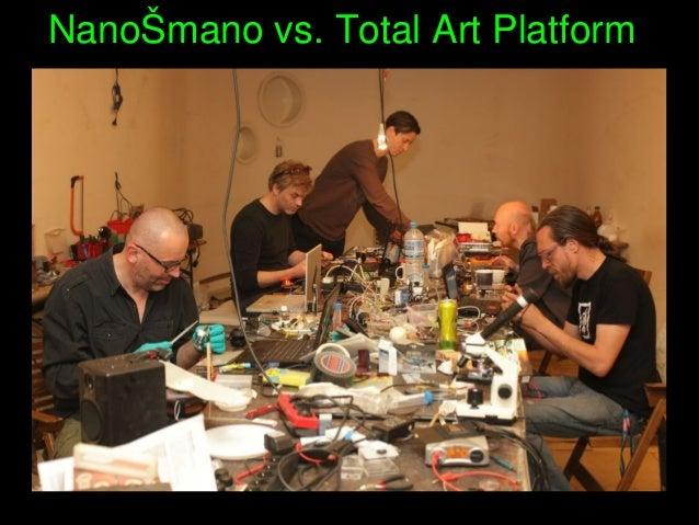 NanoŠmano vs. Total Art Platform