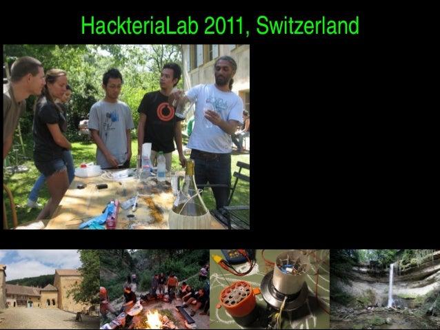 HackteriaLab2011,Switzerland