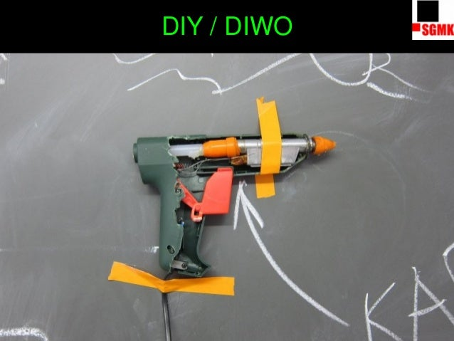 DIY/DIWO